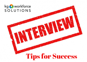 Top 25 Interview Tips
